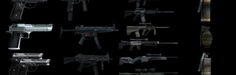 CSS Weapon reanimation pack For Garry's Mod Image 1
