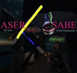 lasersaber.zip For Garry's Mod Image 1
