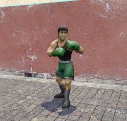 SSBB: Little Mac For Garry's Mod Image 1