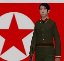 korean_soldier.zip For Garry's Mod Image 1