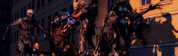 Mass Effect 3 Reaper Infantry