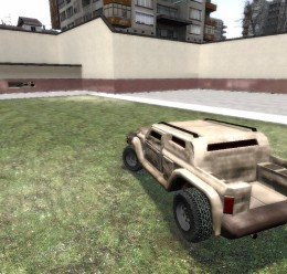 armored_jeep.zip For Garry's Mod Image 1