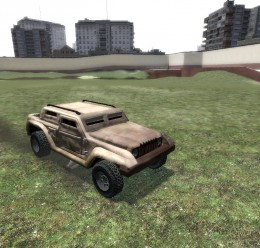 armored_jeep.zip For Garry's Mod Image 3