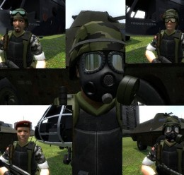 hecu_marines_pack.zip For Garry's Mod Image 1