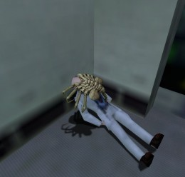 alien_fast_zombie___head_hugge For Garry's Mod Image 3