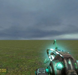 rotating_blue_physgun.zip For Garry's Mod Image 1