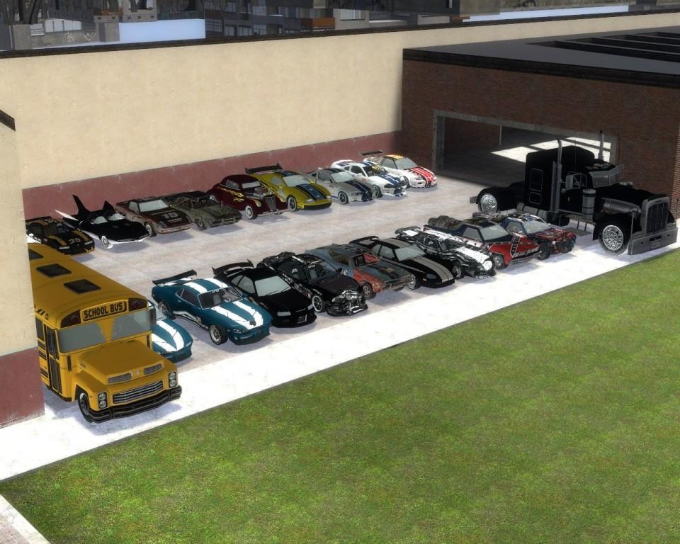 Flatout 2 Mod Cars Samp - staffloft