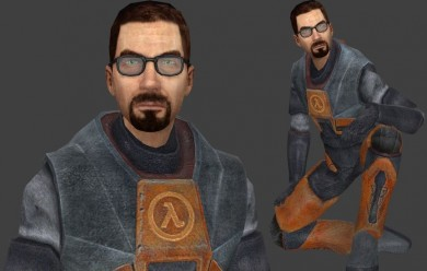 Sven Coop 2 Gordon Freeman For Garry's Mod Image 1