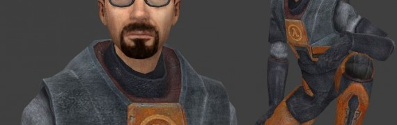 Sven Coop 2 Gordon Freeman