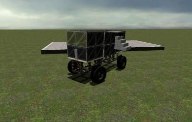 silokkis_suspension_truck_.v1. For Garry's Mod Image 1