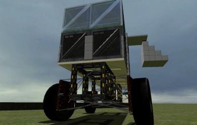 silokkis_suspension_truck_.v1. For Garry's Mod Image 2