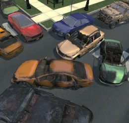 Crysis 2 Civilian Cars For Garry's Mod Image 1