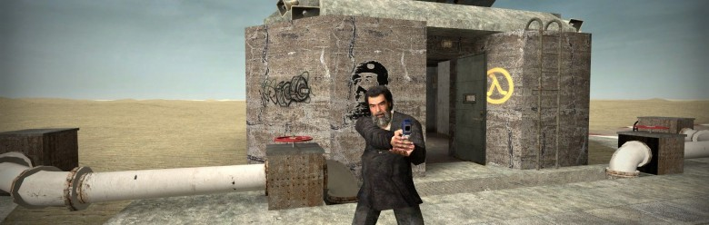 Saddam Hussein Player For Garry's Mod Image 1
