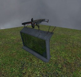 Useable Combine Gun Prefab For Garry's Mod Image 1