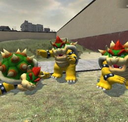 galaxy bowser re texture For Garry's Mod Image 1