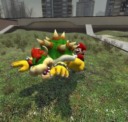 galaxy bowser re texture preview 2
