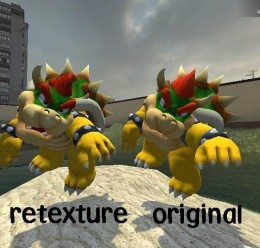 galaxy bowser re texture preview 3