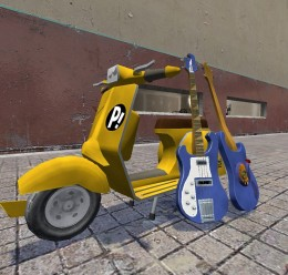 flcl.zip For Garry's Mod Image 1