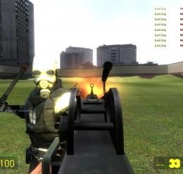 M249 S.A.W V1.2 For Garry's Mod Image 2