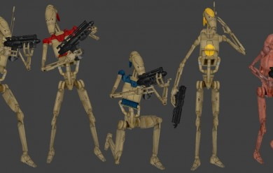 Battledroid Players For Garry's Mod Image 1