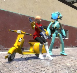 flcl_1.2.zip For Garry's Mod Image 2
