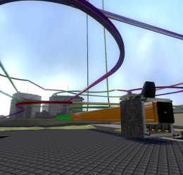 rainbow_coaster.zip For Garry's Mod Image 2