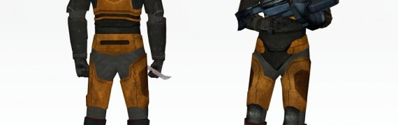 Gordon Freeman Player Model