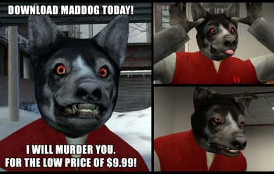 maddog.zip For Garry's Mod Image 2