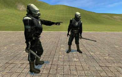 batons.zip For Garry's Mod Image 1