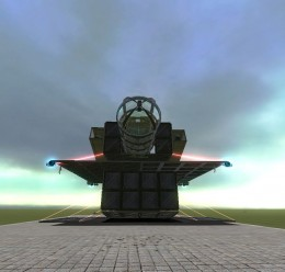 Flying Fort / Bomber / Fighter For Garry's Mod Image 2
