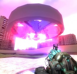 flying_saucer_with_lasers.zip For Garry's Mod Image 1