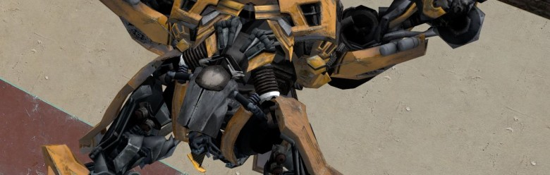 Bumblebee For Garry's Mod Image 1