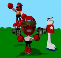 homestar_runner_characters_pac For Garry's Mod Image 1
