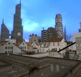 ttt_rooftops_a1_f1.zip For Garry's Mod Image 1