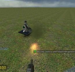 E2:Flying Turret Gun v3.1 For Garry's Mod Image 3
