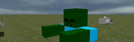 minecraft zombie.zip