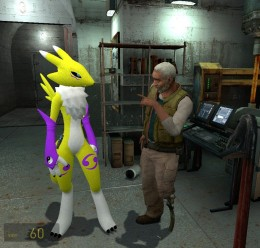 renamon2009_alyx_hl2.zip For Garry's Mod Image 3