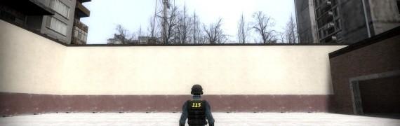 vault 115 Security NPCs/RP