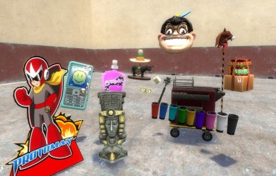 Dead Rising 2 Misc Props Pack  For Garry's Mod Image 1