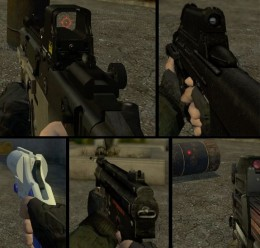 realistic_hl2_weapons_v_1.4_dl For Garry's Mod Image 3