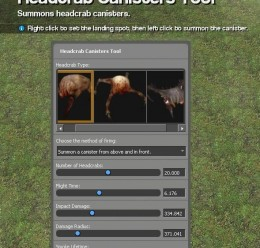 headcrab_canisters_tool.zip For Garry's Mod Image 1