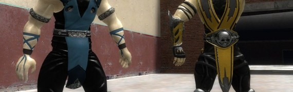 Mortal Kombat Fire and Ice