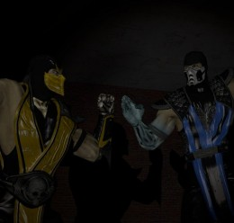Mortal Kombat Fire and Ice For Garry's Mod Image 2