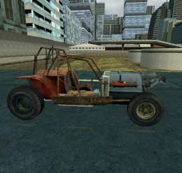 hobo_jeep.zip For Garry's Mod Image 1