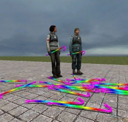 rainbowcrowbar.zip For Garry's Mod Image 1