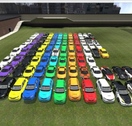 Perp Skin Pack for TDM cars For Garry's Mod Image 1