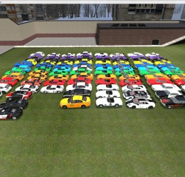 Perp Skin Pack for TDM cars For Garry's Mod Image 2