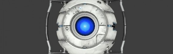 Portal 2 Wheatley Clean Skin