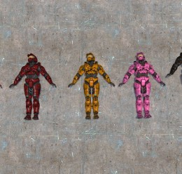 rvb_cast.zip For Garry's Mod Image 1
