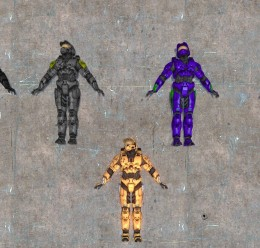 rvb_cast.zip For Garry's Mod Image 3